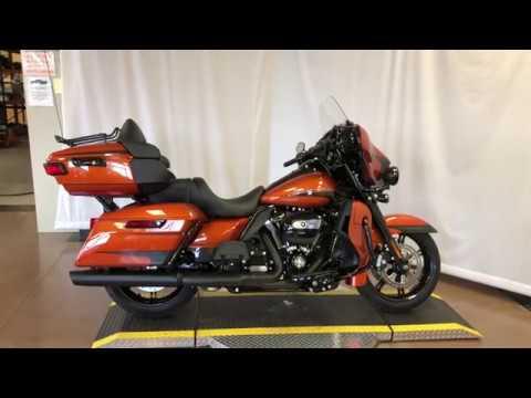 2020 Harley-Davidson® Electra Glide Ultra Limited FLHTK