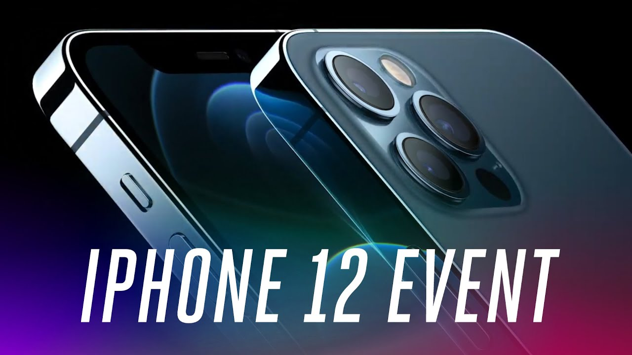 Apple iPhone 12 event in under 12 minutes thumbnail