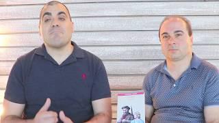 Francesc Gisbert i Albert Martí parlen de «La dolçor del món»
