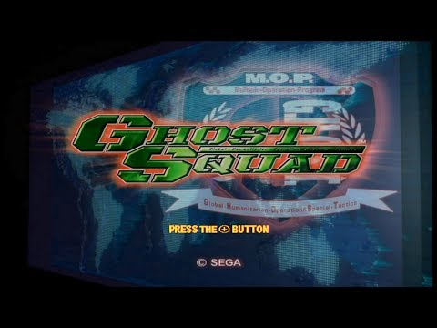 Wii Longplay - Ghost Squad