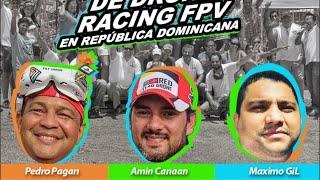 Primera Carrera de Drones Racing FPV República Dominicana