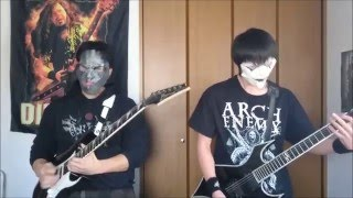 The Immortal [dual guitar cover] - ARCH ENEMY