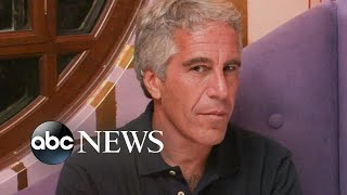 FBI and Justice Department investigate Jeffrey Epstein's death l ABC News