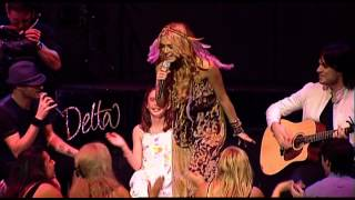 Delta Goodrem   Thats freedom Live In Sydney 2009