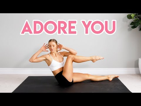 Harry Styles - Adore You ABS WORKOUT ROUTINE