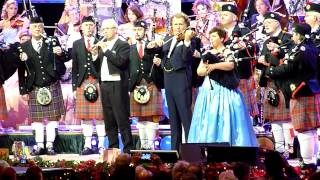 ANDRE RIEU   SCOTLAND THE BRAVEAMAZING GRACE [HD]   LIVE IN MANCHESTER 2012