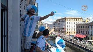 Песня Аргентинских фанатов
