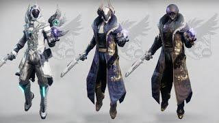 Destiny 2 Warlock Fashion Sets