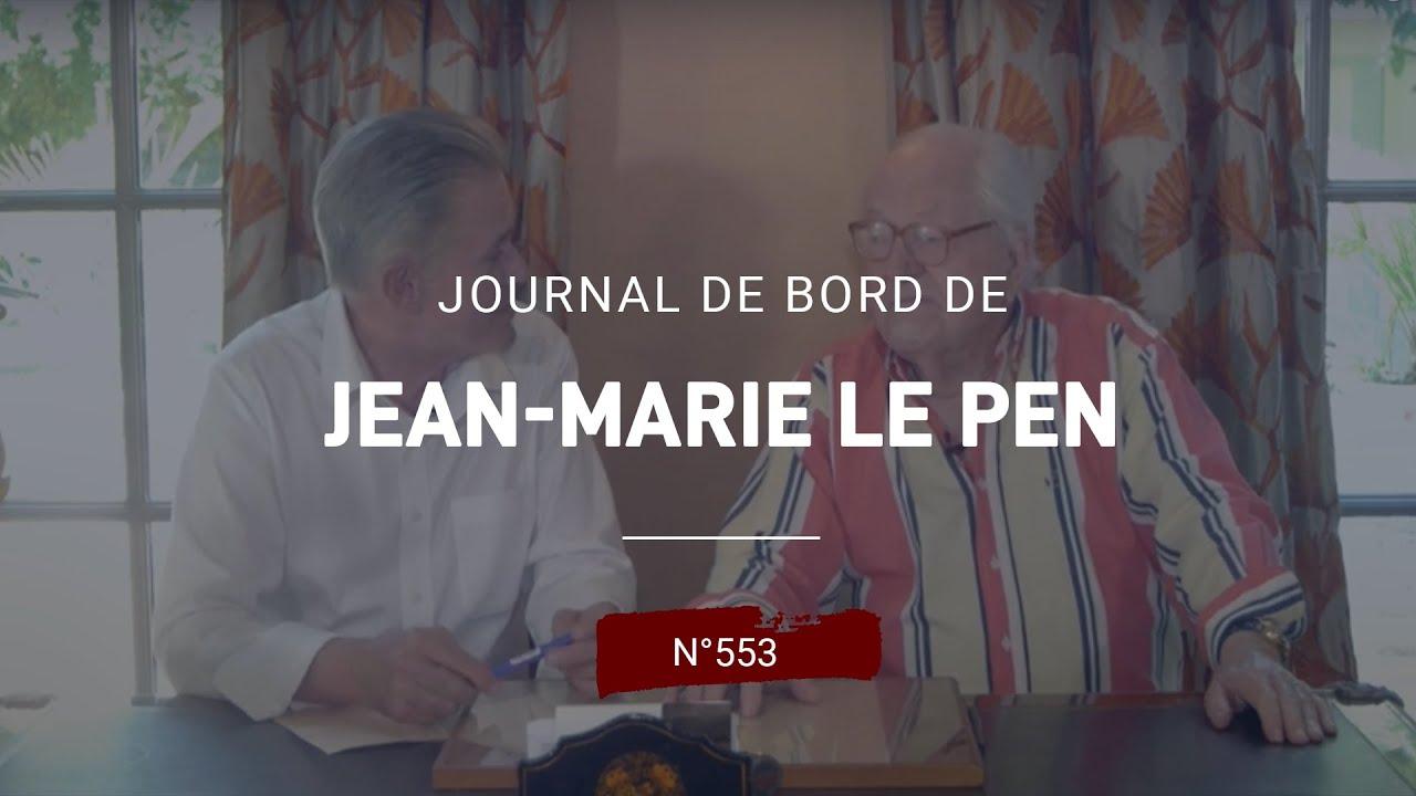 Journal de bord n°553