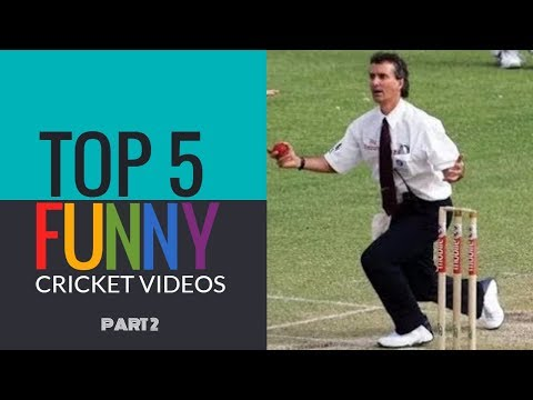Download Top 5 - Cricket's Funniest moments (Updated 2016) - Part 2 | SIMBLY CHUMMA 127 HD Mp4 3GP Video and MP3
