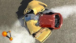 BeamNG.Drive - Crash Compilation #16
