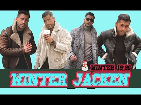 TOP WINTERJACKEN | 2019/2020 Must Have`s