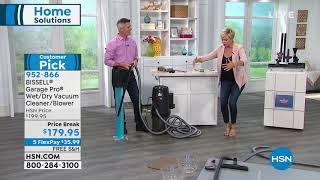 BISSELL Garage Pro Wet/Dry Vacuum Cleaner/Blower