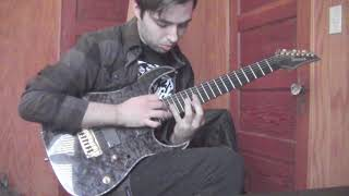Spawn of Possession - The Evangelist - Guitar Cover