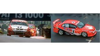 Craig Lowndes Bathurst 1999/2000