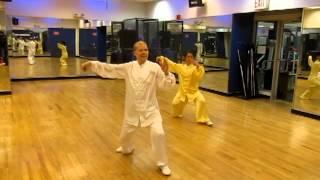 24 Form Competition Tai Chi Quan