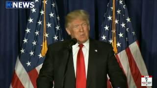 Bài diễn thuyết của TRUMP khiến cả nước Mỹ và thế giới bừng tỉnh