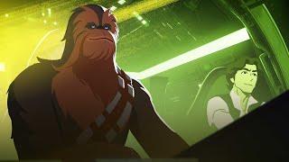 Episode 1.05 Chewbacca, le co-pilote de confiance (VF)