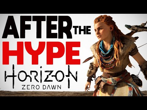 Horizon Zero Dawn AFTER The Hype | Was It Worth It?