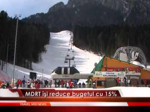 MDRT isi reduce bugetul cu 15%.