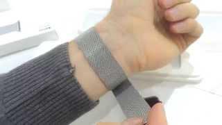 Ремешок для Apple Watch Milanese Loop