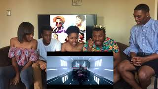 Migos, Nicki Minaj, Cardi B   MotorSport Reaction