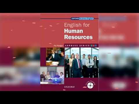 English for Human Resources Audio CD | Oxford Business English
