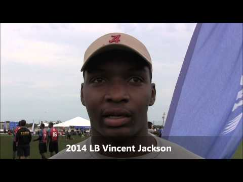 Vincent Jackson Interview (4-21-2013)