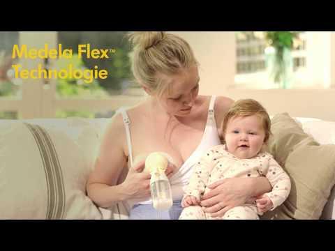 Abpumpen mit Medela Swing Flex Milchpumpe - So einfach geht's