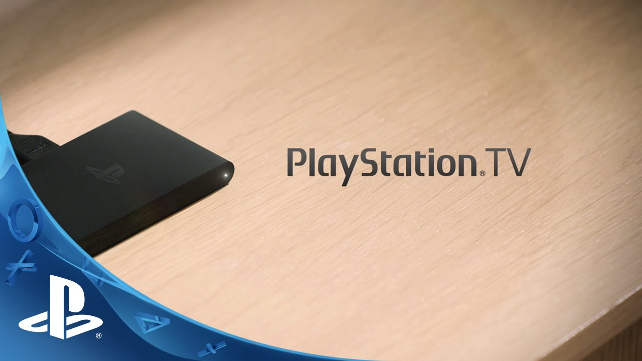 PlayStation TV Arrives Today in North America
