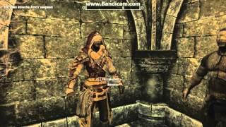 обзор модв на скайрим роскошная брноя охотника и броня королевского ассасина