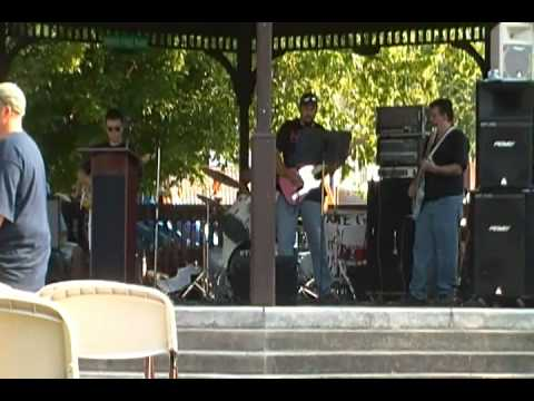Waylon Jennings- Lonesome On'ry and Mean, covered by Shon Hampton and The New Outlaw Band