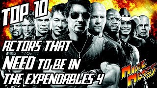 Download Video Top 10 Actors That Need to be in The Expendables 4: Countdown - Movie Mercs MP3 3GP MP4