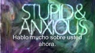 joel faviere stupid and anxious español