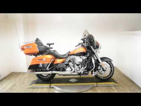 2014 Harley-Davidson Ultra Limited in Wauconda, Illinois