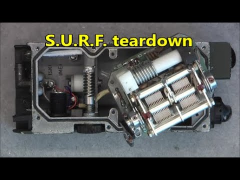 """SURF"" antenna tuner teardown"