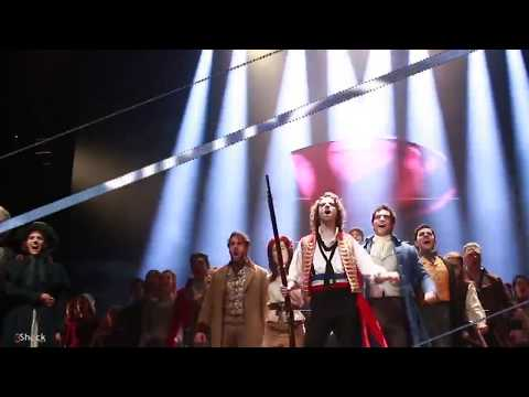 Exitoso estreno del musical