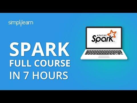 Apache Spark Full Course | Apache Spark Tutorial For Beginners ...