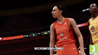 Versione next-gen - modalità WNBA e The W - SUB ITA