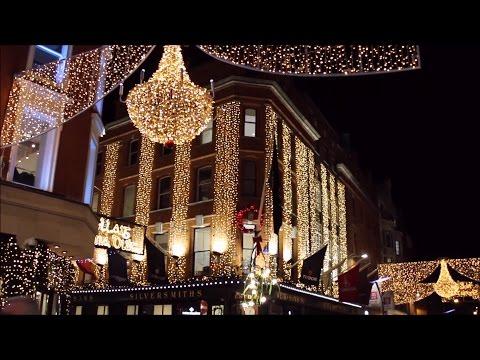 Dublin at Christmas 2016