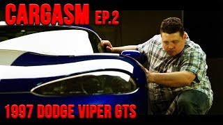 Dodge Viper GTS Test Drive & Full Review - We take it to the mountains!