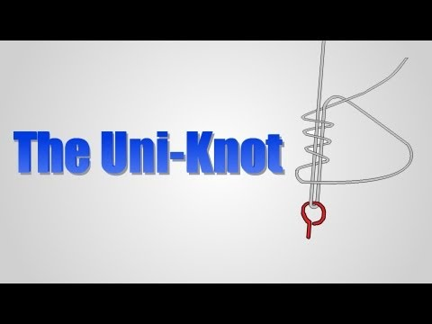 The Best Fishing Knot for Braid and Fluorocarbon (Hat Cam Bass)