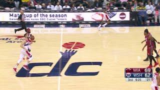 3rd Quarter, One Box Video: Washington Wizards vs. Miami Heat