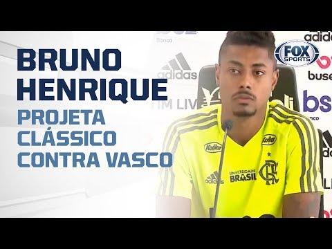 Flamengo ao vivo! Bruno Henrique projeta clássico contra Vasco e mais; veja coletiva