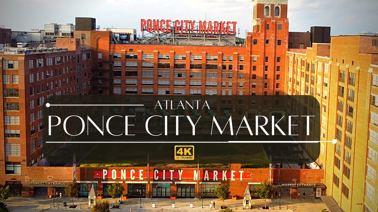 Go Shopping at Ponce City Market