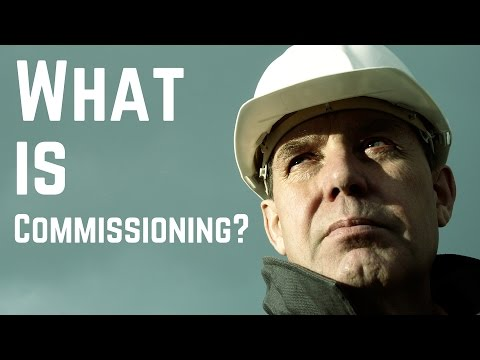 , title : 'What is Commissioning? (and related terms) - Commissioning Training