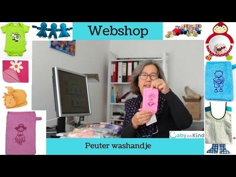 Baby en Kind - Webshop  washandje