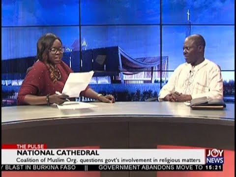 National Cathedral - The Pulse on JoyNews (28-8-18)