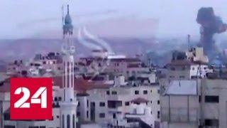Израильские ВВС устроили масштабный налет на ХАМАС - Россия 24
