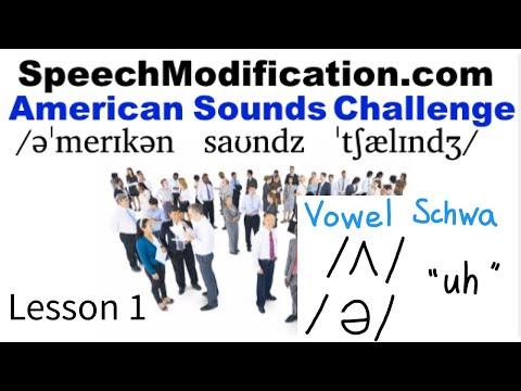 Download The Sounds Of American English Vowel Schwa ʌ ə Smar Video